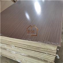 免漆木饰面板护墙板北京墙装饰板防水防火科定板生态木饰面墙板
