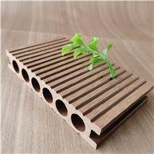户外木塑地板厂家-康装-公园广场塑木复合地板批发价格