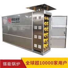 生物质锅炉低氮燃烧器除氮效率