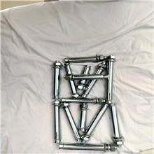 厂家供应 M6M8M10膨胀螺丝螺栓国标加长金属拉爆空调热水器铁膨勾