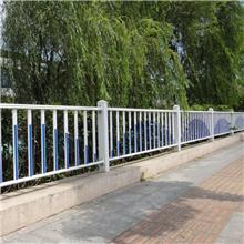 道路安全护栏 公路防撞栏杆 交通隔离铁艺围栏 省道公路栅栏 运源