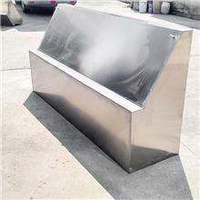 厂家供应不锈钢油烟罩厨房吸油烟机 排烟风机生产厂家