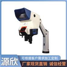 大视野显微镜_金相分析显微镜_大平台电视显微镜