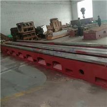 益恒机械 树脂砂铸造工艺 大型龙门车床机床横梁HT250灰铁铸件
