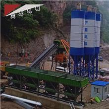 源头厂家 hzs60水泥搅拌站 智能化控制机械设备_混凝土站成套设备 价格低廉