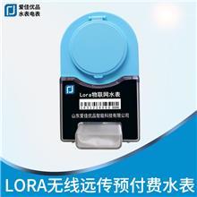 LORA冷热水表 数据传输稳定干簧管采信脉冲水表 智能远传水表厂