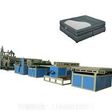 慢回弹真空高分子中空透气弹性床垫枕头挤出生产线 可代替乳胶床垫