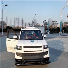 新款电动汽车 成人电动汽车 新能源女士小型篷车 操作方便