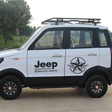 新能源女士小型篷车  新款成人电动汽车 接送孩子时尚型电瓶车 时尚外观