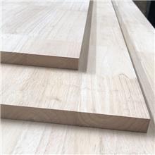 天津橡胶木集成材_橡胶木集成材加工_潘庄名贵木材市场_橡胶木集成材经销商
