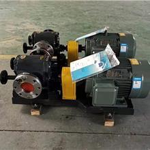 泊头油泵厂家 按需加工 保温齿轮泵 高温沥青泵 建筑沥青输送泵 合金轮沥青泵