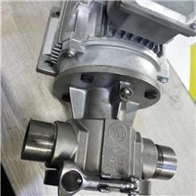 食品高粘度泵 不锈钢凸轮输送泵 食品添加剂卫生转子泵 不锈钢泵