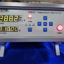 TESK301高精度单回路低温温度控制系统-液氮低温温控仪