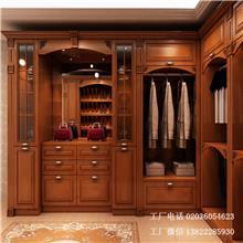 莆田市实木家具订做厂家 可订做实木衣柜酒柜木门护墙板等 全屋原木整装