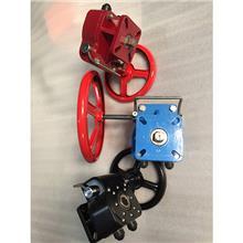 气动阀门执行器手轮操作机构 304不锈钢常压手动手轮操作机构
