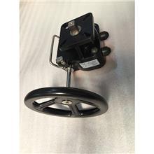 手动操作机构手轮机构蜗轮驱动装置直销 气动执行器手动机构批发