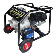 4寸汽油排污自吸泵 下水道抽水泵