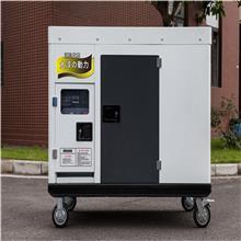 30千瓦车载柴油发电机智能化控制