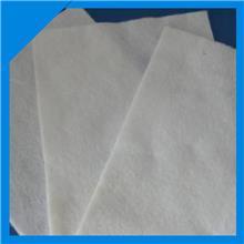 针刺短纤无纺土工布生产厂家聚酯短丝土工布可用于养护土工布