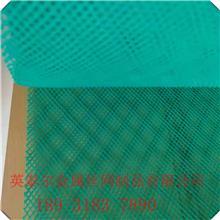 方格塑料网 绿色风电叶片导流网 PP拉伸网 防鸟网 批发定制