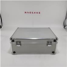 纹绣美甲工具箱 收纳箱 铝合金储物箱子 组合工具箱