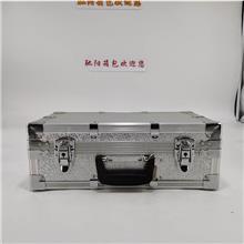 铝合金储物箱子 供应 纹绣美甲工具箱 铝合金拉杆航空箱
