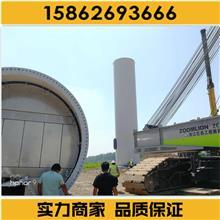 风力发电机安装 风机安装 风机吊装 认准江苏固耐固特 环保工程