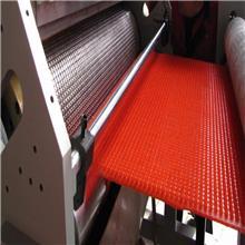 宝丽美双色喷丝地垫生产线 PVC双色喷丝汽车脚垫设备 PVC喷丝防滑垫地垫设备