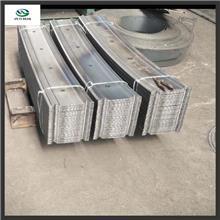 规格型号齐全 厂家销售 隧道护坡支护设备 弧形W钢带 冷轧工艺 质量可靠