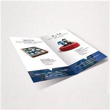工艺品折页印刷_陶瓷工艺品纸质三折页印刷_二折页彩色印刷_欢迎报价