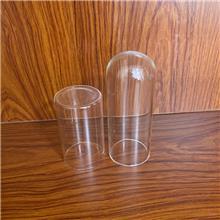高硼硅玻璃罩 玻璃工艺品罩 永生花防尘玻璃罩