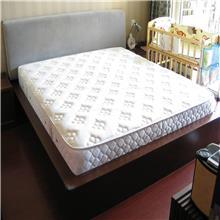 弹簧床垫天然椰棕床垫_3D床垫席梦思_单人双人酒店家用_生产厂家