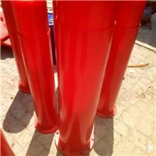 直销 喷浆机机械手喷头 湿喷机出料喷管 聚氨酯喷砂管 喷浆管阀芯