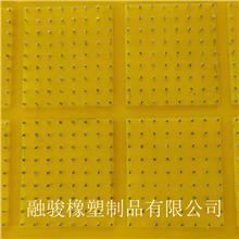 聚氨酯防滑板 耐磨损耐油平台防滑垫 工业钻井安全止滑板定制
