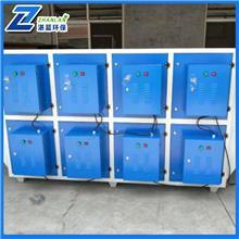 废气处理设备 uv光氧催化废气处理设备 河北废气处理设备 湛蓝环保