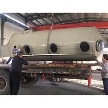 pp废气喷淋塔 脱硫除雾水洗塔 化工制药厂酸雾处理净化器