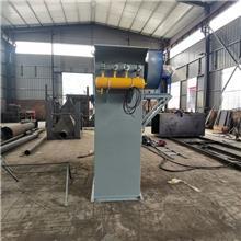 水泥厂小型仓顶除尘器 生物质颗粒烟尘废气净化设备 单机除尘