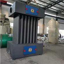 湫鸿环保供应 多管油烟净化器 黑烟过滤设备 冷镦机油烟处理设备