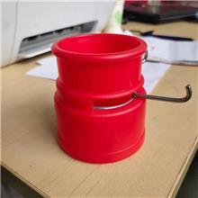 母猪定量杯配件 不锈钢抱箍 现货出售 猪舍自动料线配件