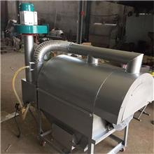 燃气火排加热炒货机 滚筒式自动炒货机 炒板栗咖啡豆开心果机
