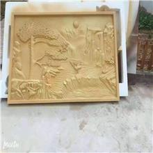 适用于浮雕装饰外墙泡沫别墅山花eps门头花窗花人造砂岩上