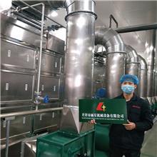 大型酸辣粉设备_方便粉丝机_丽星提供即食粉丝生产线厂房布局合理