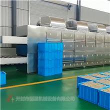 方便粉丝加工设备_自动即食粉条生产线_鲜粉丝切段成型出机