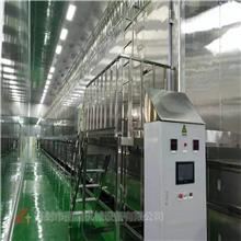 即食粉饼加工设备带老化烘干_大型方便粉丝生产线_新型铺浆切割工艺