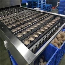 自动化方便粉丝生产线_带制冷烘干老化即食粉丝机_丽星酸辣粉设备