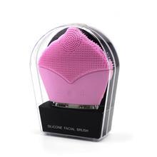 洁面仪 声波硅胶洁面仪 硅胶洗脸刷