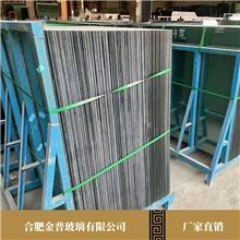 金普雨棚夹胶玻璃 厂家供应 无中间商 工程幕墙用 采用大厂原片