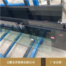 幕墙用超白夹胶玻璃 加工设备进口齐全 多层夹胶玻璃 金普供应幕墙玻璃