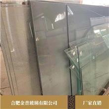 幕墙用双层夹胶玻璃 支持量大采购 PVB夹胶玻璃 金普玻璃采用大厂原片