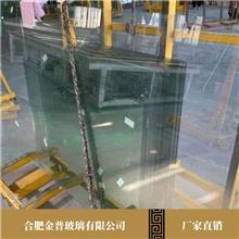 幕墙用PVB夹胶玻璃 支持量大采购 双层夹胶玻璃 金普玻璃采用大厂原片